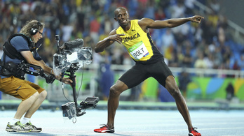 Usain Bolt: A legnagyobb akarok lenni, mint Ali és Pelé