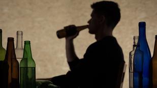 Ő iszik, én segíteni szeretnék rajta