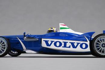 Formula-versenybe száll a Volvo?