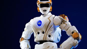 Űrrobotversenyt hirdet a NASA