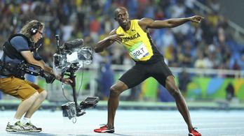 Usain Bolt: Tessék, én vagyok a legnagyobb