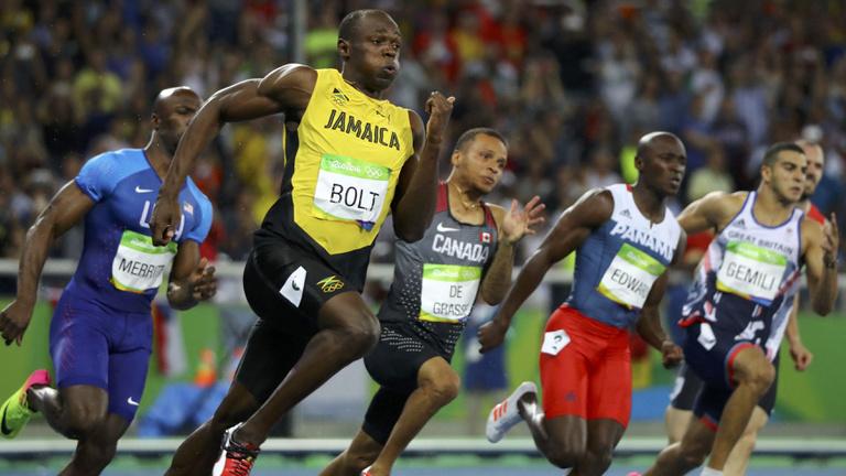 Miért uralkodik Jamaica és Usain Bolt a sprinttávokon?