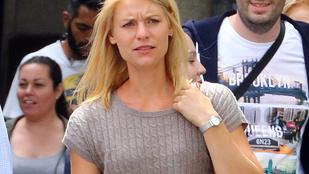 Claire Danes gondterhelt arccal forgat New Yorkban