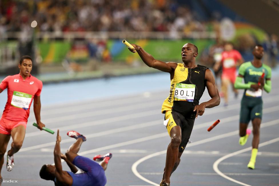 Usain Bolt fut a riói harmadik, összesen kilencedik olimpiai bajnoki címe felé. A jamaicai 100 méteren, 200 méteren és a 4x100-as váltóban is aranyérmes lett.