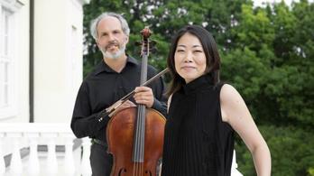 Philippe de Chalendar és Hsin-Ni Liu Miskolcon