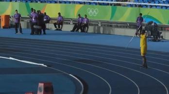 Biztos, hogy Usain Bolt a legnagyobb arc a világon