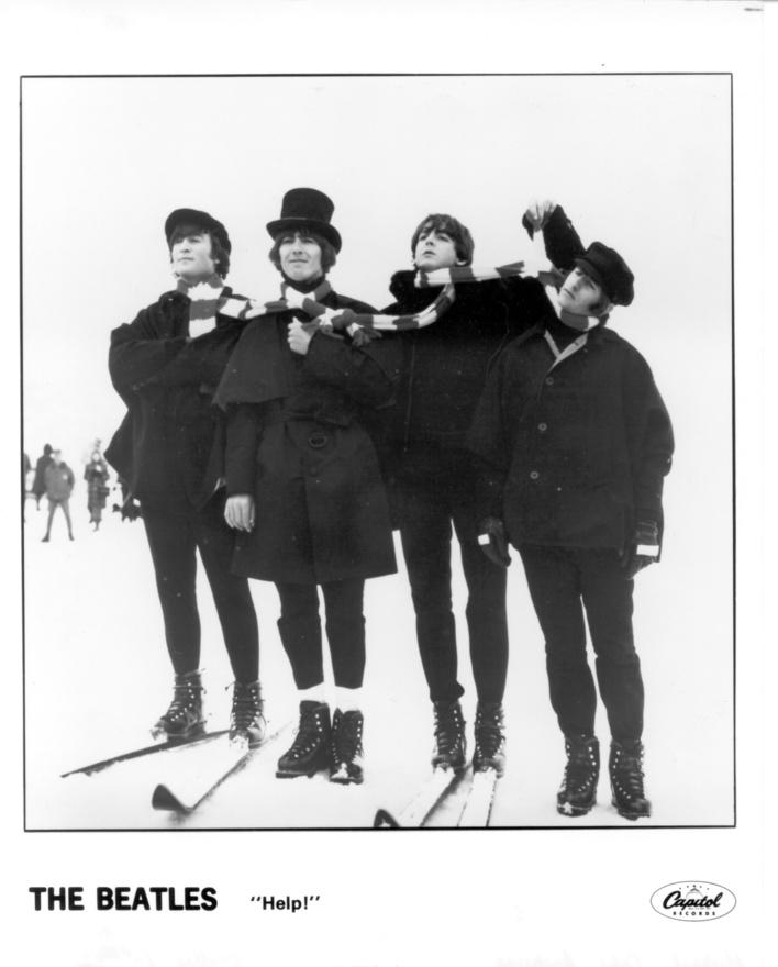 A zenekar a Help! film forgatásakor az ausztriai Obertauernben, ahová egyenesen a Bahamákról érkeztek 1965 márciusában. Ezt a filmet már kevésbé szerették, mint az egy évvel korábbi A Hard Day's Nightot, leginkább azért, mert Richard Lester rendező kevésbé vonta be őket az ötletelésbe. Lennon később önkritikusan azt mondta, Lester talán azért sem egyeztetett velük túl sokat a filmről, mert akkoriban már reggelire is marihuánát szívtak, és a többiek visszaemlékezései szerint is szinte az egész forgatás alatt be voltak tépve.