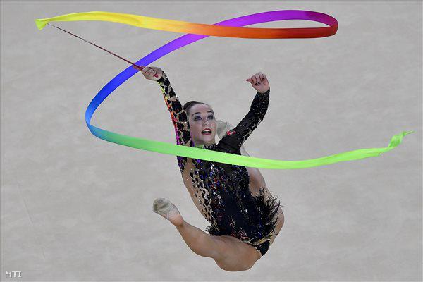 Ritmikus sportgimnasztika a riói olimpián
