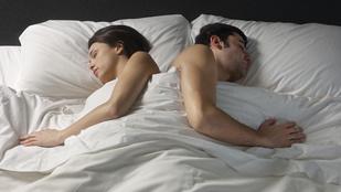 Rossz párkapcsolatban rosszabbul is alszunk