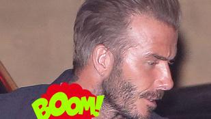 David Beckham megint beújított egy tetkót