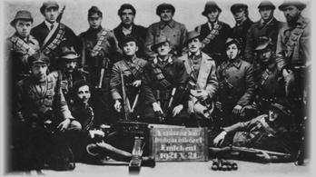 A Rongyos Gárda Trianon ellen