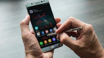Tollával ékeskedik a Galaxy Note 7