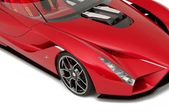 Szuperautó a Ferrari Enzo tervezőjétől
