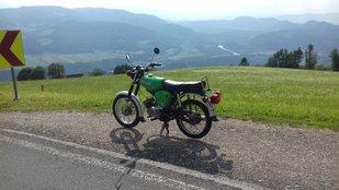1160 km-es túra Ausztriába és Olaszországba