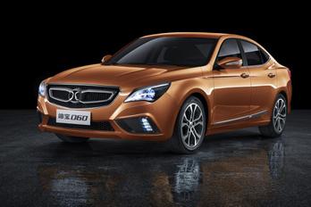 Régi Mercedesből készül az új kínai autó