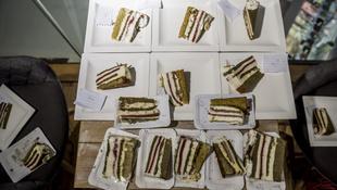 Teszt: zokogó szakértő elemezte az ország tortáit