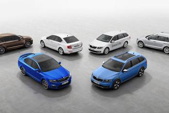 Tovább terjeszkedik a Škoda