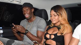 Usain Bolt egyéjszakás kalandja kitálalt, de ő csak csajozik tovább
