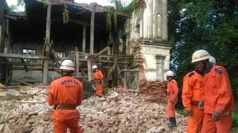 Földrengés volt Mianmarban is, több országban lehetett érezni