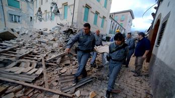 A földrengés morog, mint egy veszedelmes szörny