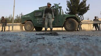 Tizenkét halott a kabuli támadásban