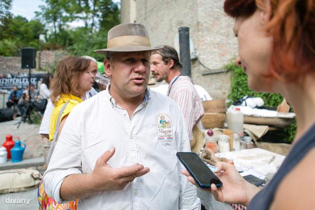 Király Rolanddal beszélgettünk a Kenyérlelke fesztiválon
