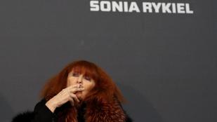Elhunyt Sonia Rykiel