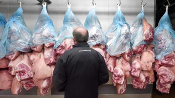 WTO: Jogtalanul tiltották ki az európai disznót az oroszok