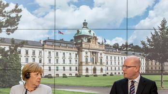 Merkel és Sobotka nem ért egyet a menekültkvótákban