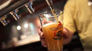 Rossz időre panaszkodnak a sörgyártók
