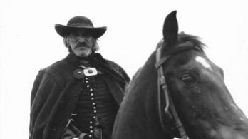 Negyven éves az első magyar western