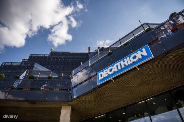 b39b89696f51 A jövő sportáruházát nyitja meg a Decathlon Budapest közepén - Dívány