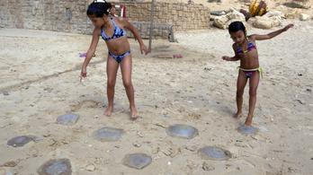 Telihold viszi a medúzákat Izraelbe
