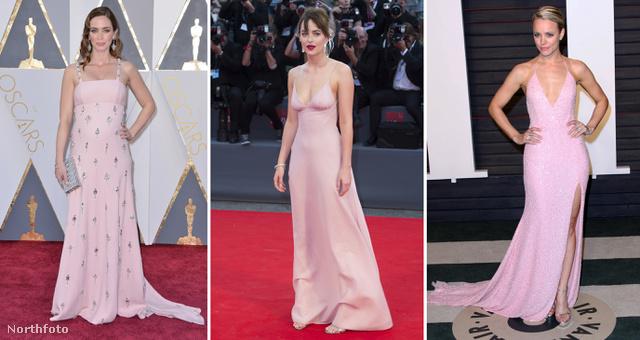 Emily Blunt, Dakota Johnson és Rachel McAdams: kattintson a képre, nagyobb lesz!