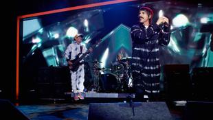 Hétfőtől már építik a színpadot a Red Hot Chili Peppersnek