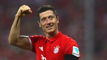 Féltucat góllal nyitott a Bundesliga