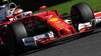 Räikkönen nyerte a harmadik edzést, a Mercedes szimulált