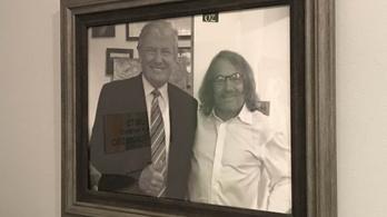 Trump orvosa: Oké, talán picit túloztam