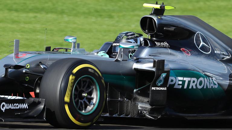 Rosbergé a legjobb, Hamiltoné a legrosszabb idő a belga időmérőn