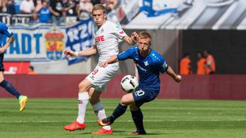 Két magyarral folytatódott a Bundesliga