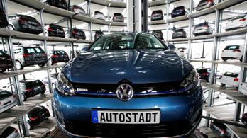 22 ezer Volkswagen nem készült el időre a beszállítói vita miatt