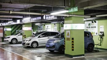 Kínában kiirtják az elektromos autós cégek 95 százalékát