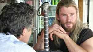Zseniálisan vicces videó mutatja be, mit csinált Thor a Polgárháború alatt