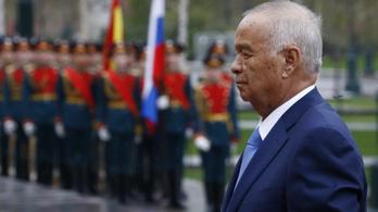 Teljes ködösítés az üzbég diktátor halála körül