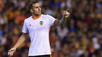Újra játékost vesz a Barca a Valenciától