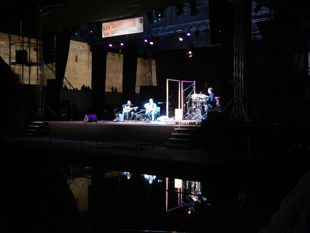 Al Di Meola a Tószínpadon