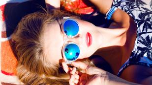 Kétévente cserélje le a napszemüvegét vagy megvakul