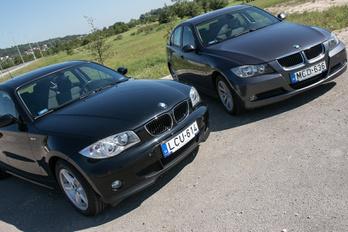 BMW-t kettőfélért. De melyiket?