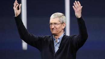 Brutális bírságot kapott az EU-tól az Apple