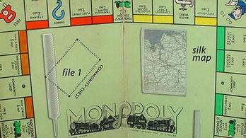 Monopoly társasjátékkal szöktek meg a német fogolytáborból
